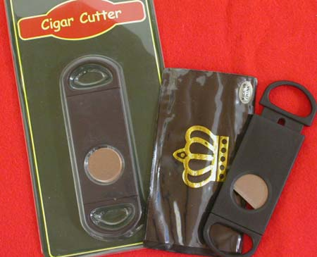 Cigar Cutter - Single Blade Guillotine