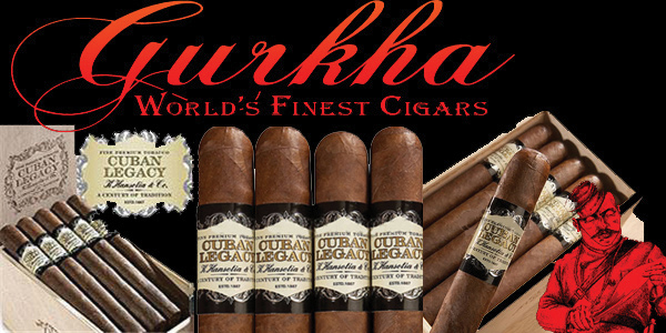 Gurkha's...Cuban Legacy Churchill