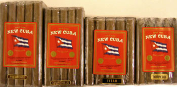 New Cuba Cigar Mega Buy
