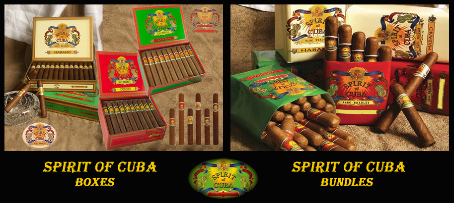 Alec Bradley's  Spirit Of Cuba .. Mega Buy