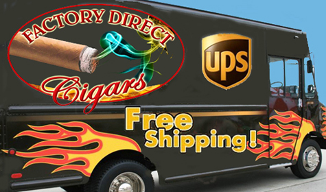 Premium Cigar Selections... 'Free Shipping'