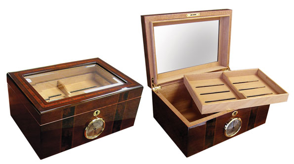 The Ambassador Humidor...100 Ct.