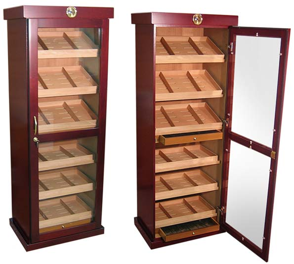 The Barbatus Humidor...1500 Ct.