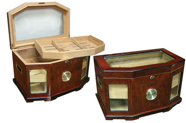 The Chancellor Humidor...300 Ct.-Factory Backorder Until End of March 2013