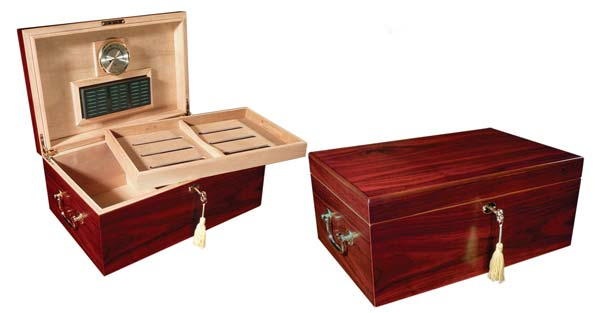 The Monte Carlo Humidor...120 Ct.