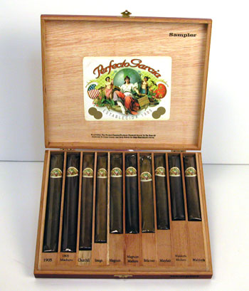 Perfecto Garcia 10 Cigar Sampler