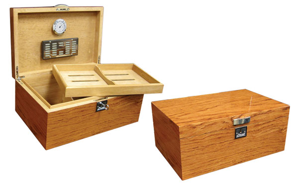 The Princeton Bubinga Humidor...130 Ct.