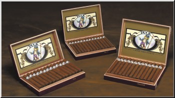 Puck Cigars...by Rocky Patel..Indian Tabac Cigar Co.