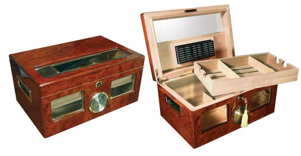 The Valencia Humidor...120 Ct.
