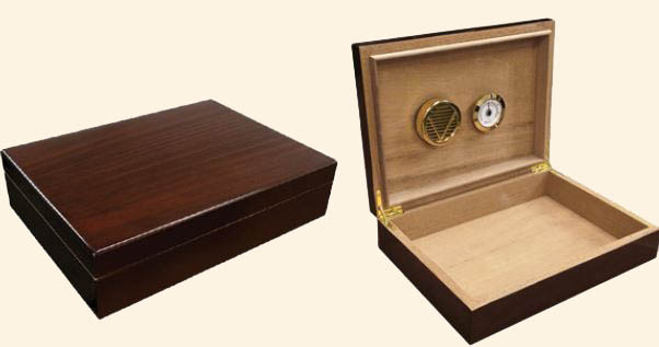 The Bellevue Humidor... 25 Ct.