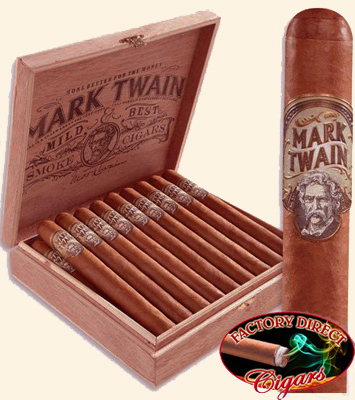Mark Twain Connecticut.... All sizes factory backorder