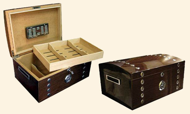 The Montgomery Humidor...150 Ct.