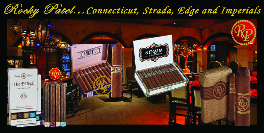 Rocky Patel Cigars...Free Shipping!