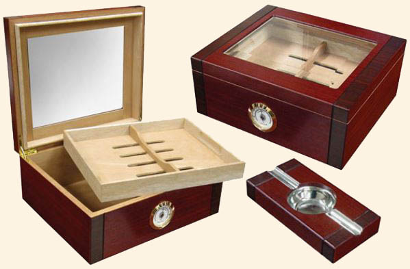 The Sovereign Humidor...50 Ct..Out of stock until Mid-January 2017