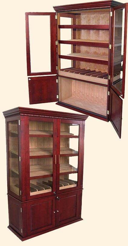The Bermuda Humidor...4000 Ct.
