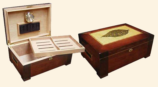 The Stetson Humidor...150 Ct.