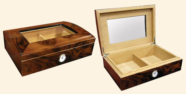 The Addison Humidor...40 Ct.