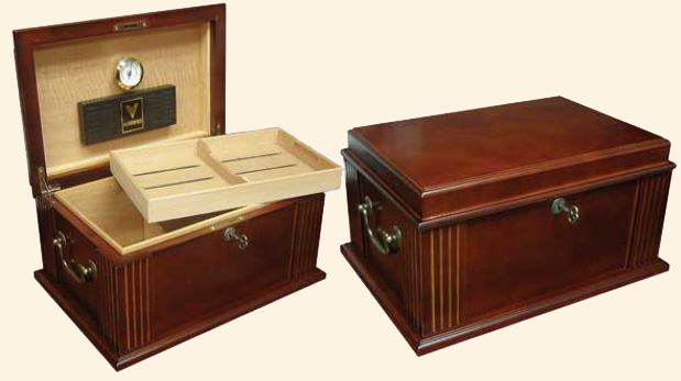 The Caesar Humidor...50 Ct.