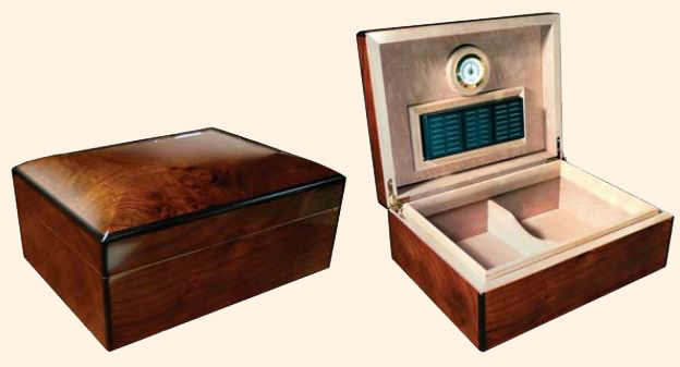 The Napoli Humidor...75 Ct.