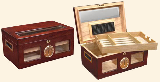 The Valencia Analog Humidor...120 Ct.