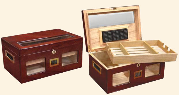 The Valencia Digital Humidor...120 Ct.