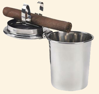 Car Cup Holder-Cigar Holder Ashtray