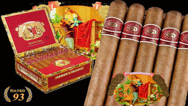Romeo y Julieta 'Reserva Real' Churchill
