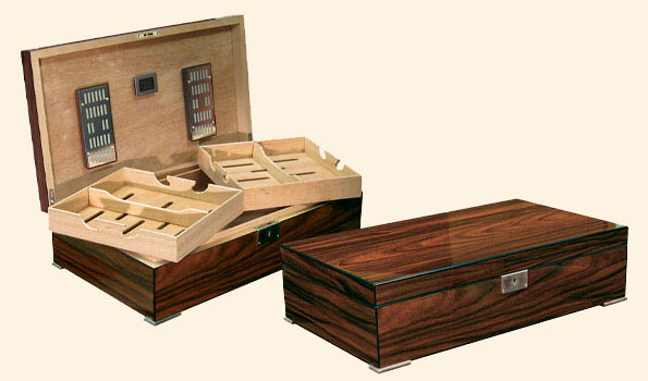 The Salvador Humidor...250 Ct.