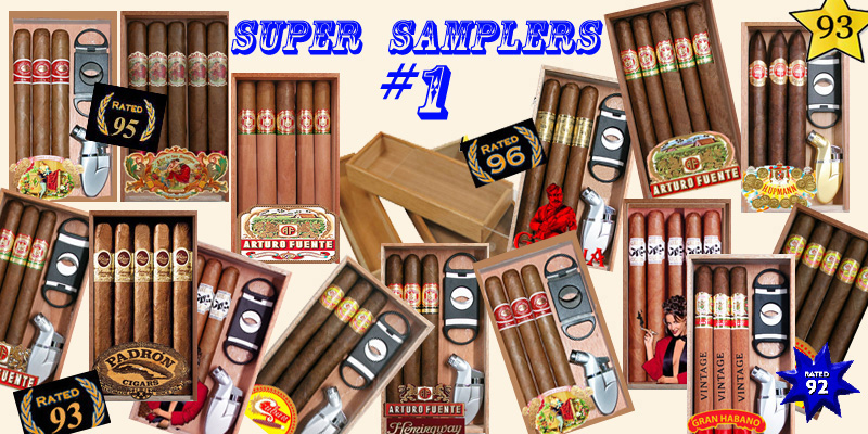 Super Sampler Bonanza.. #1